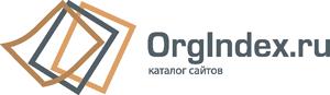 Логотип каталога сайтов OrgIndex.ru
