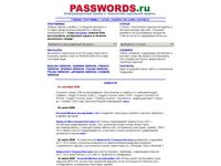 passwords.ru